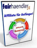 eBook AFFILIATE für ANFÄNGER - Internet Marketing Einsteiger Beginner Blogs PLR