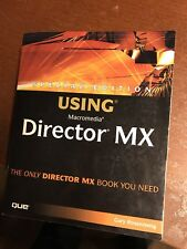 NEW Special Edition Using Macromedia Director MX by Gary Rosenzweig