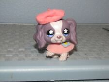 Littlest Pet Shop Cocker Spaniel Dog #672  Authentic Hasbro New Only Displayed