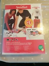 More details for speedball fabric screen printing kit