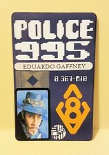 Blade Runner Gaff Police ID prop