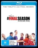 The BIG BANG THEORY Season 12 - The FINAL : NEW Blu-Ray