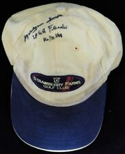 Marilynn Smith LPGA HOF Signed Strawberry Farms Hat JSA Authenticated