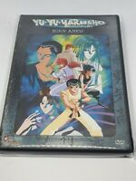 Yu Yu Hakusho Ghost Files Born Anew DVD Uncut Import
