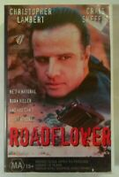 RoadFlower VHS 1994 Thriller Deran Sarafian Christopher Lambert Roadshow Large