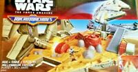 NEW SEALED Star Wars Micro Machines Millennium Falcon Jakku Playset HARD TO FIND