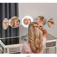Every Angle LED Mirror DAYLIGHT24 Make-up lighted Cosmetics vanity Light Haircut