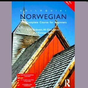 Colloquial Norwegian for Beginners - NEW
