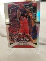 2019-20 Panini Prizm Silver James Harden #107 Houston Rockets Brooklyn Nets