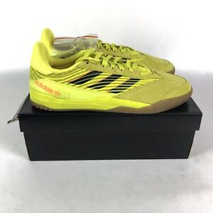 Adidas Copa Nationale Skateboard Shoes Mens Size 10 Yellow FY7452