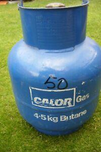 Calor 4.5 kg 50 % full Gas Bottle