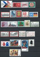 Allemagne - RFA Lot 23 TP Neuf** (MNH) 1973 - 74 (lot VIII)
