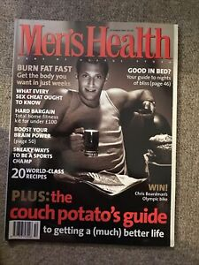 Mens Health Magazine October 1996