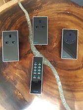 Siemens Lightwave RF 13Amp Plug-In Adaptor (On-Off) JSJS LW320 Black With Remote
