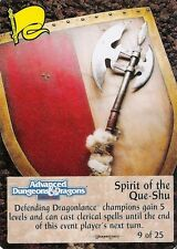 Spellfire - Dragonlance Chase #9 - DLc/09 - Spirit of the Que-Shu - D&D