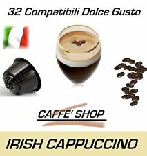 32 Capsule Compatibili Nescafè Dolce Gusto® Caffè Shop Miscela Irish Cappuccino