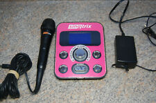 Vox SingTrix Voice Effects Processor for Karaoke with Microphone