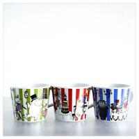 New Moomin Mug Tea Cup Limited Edition Sold at ONLY KFC Set of 3 JPN