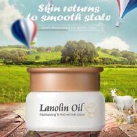 Lanolin Oil Cream Firming Skin Facial Repair Care Whitening Moisturizing Cream