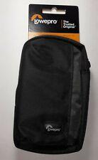 Lowepro Newport 30 Case Black Grey for Digital Cameras 2 Zipper Compartments