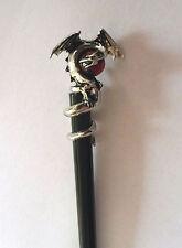 Alchemy Gothic Crystal Dragon Hair Stick Haarnadel
