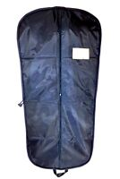 "54"" Heavy Duty Suit Cover Waterproof Travel Zipped Nylon Garment Carrier Bag"