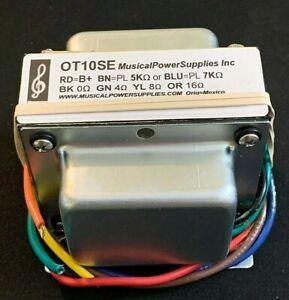 OT10SE Standard (HC87) Single Ended Output Transformer 12VA 5K,7Kohm:4/8/16 60mA