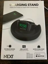 NEXT Apple Watch Charging Stand for Apple Watch Series 5 4 3 2 OPEN BOX NEW