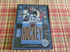 NHL Hockey - Authentic - Sega Genesis - Case / Box Only!