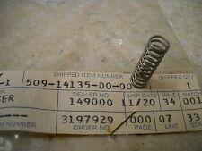 NOS OEM Yamaha Plunger Spring 1975-02 PW50 Zinger MX250 YZ400 Moto 509-14135-00