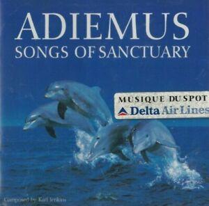 CD ADIEMUS SONGS OF SANCTUARY