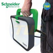 Schneider Thorsman 50W LED Site Work Light with PTP Power Take Off 110V IMT33112