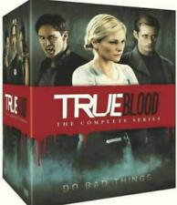 TRUE BLOOD THE COMPLETE SERIES SEASONS 1-7 (DVD, 2014, 33-Disc Set)