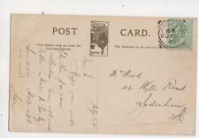 Rochester Squared Circle Postmark Kent 6 Jul 1905 441b