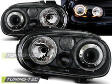 VW Golf 4 Angeleyes Scheinwerfer Standlicht Ringen, schwarz Bj.1997-2004