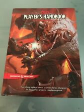 PLAYER'S HANDBOOK by Wizards RPG Team Hardcover, 2014 Hc D&D Dungeons Dragons
