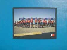 Figurine Panini 100 Giro d'Italia n. 42 Team Bahrain Merida