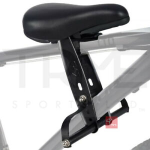 Oxford Little Explorer Top Tube Mount Crossbar Bike Child Seat Toddlers Foot Peg