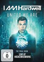 HARDWELL - UNITED WE ARE   DVD NEW+