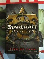 Brand New Star Craft Evolution Novel By Timothy Zahn