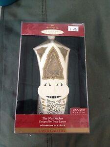 2000 Hallmark Keepsake Ornament The Nutcracker Designed by Tracy Larsen