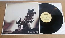 KATE BUSH : CLOUDBUSTING / BURNING BRIDGE / MY LAGAN LOVE - MAXI 45RPM 1985