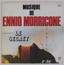 Ennio Morricone 45 tours Le secret 1974