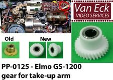 ELMO GS-1200, gear for take-up arm (PP-0125 Van Eck) (new)