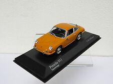 Porsche 911 Signalorange 1964 Minichamps 430067132 1/43