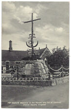 DINGWALL Seaforth Memorial to Heroes who fell at Cambrai, Old Postcard Unused