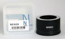 Novoflex adaptador Nex/co m42 en Sony NEX Nex co Nex/co ***
