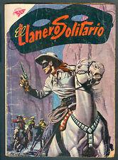 EL LLANERO SOLITARIO # 89 SPANISH MEXICAN COMIC NOVARO