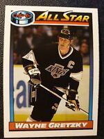 1991-92 O-P-Chee #258 Wayne Gretzky