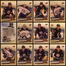 2016 Heritage Classic Wpg Jets Tim Horton's Exclusive 11 Card Set Patrik Laine